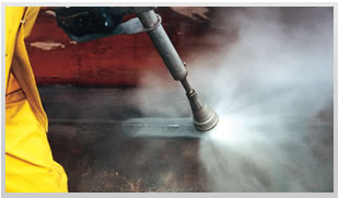 UHP Water Blasting Services